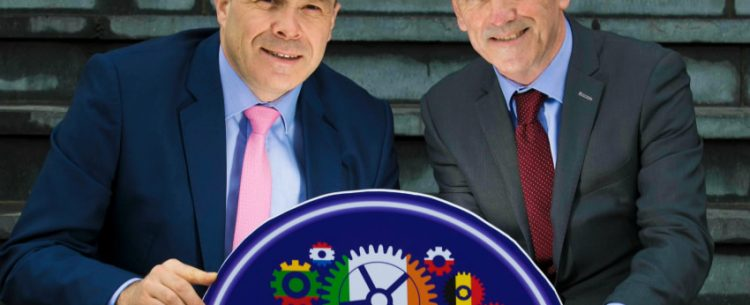 Denis Naughten & Brian McSharry