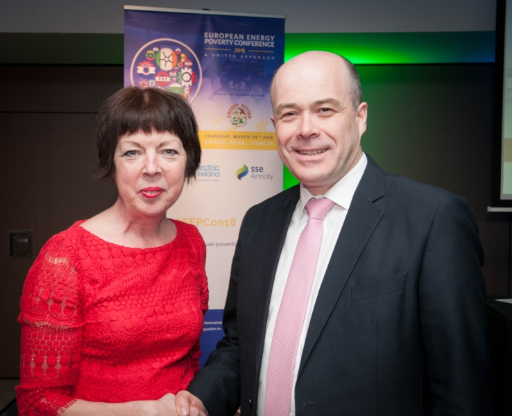 Energy Action Conference 2018, Croke Park, March 29th, 2018. Photograph by WovenContent