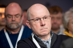 Tom Geraghty SVP, at the Energy Action Conference 2018, Croke Park, March 29th, 2018. Photograph by WovenContent