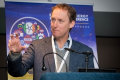 BARRY ANDREWS Director General, IIEA at European Energy Poverty Conference 2018, Croke Park, March 29th, 2018. Photograph by WovenContent