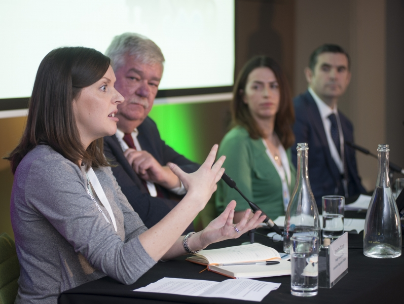 Fuel Poverty Conference / Energy Action - Oct 21st 2019 - Croke Park -*-Deirdre O'Leary, Commission for the Regulation of Utilities