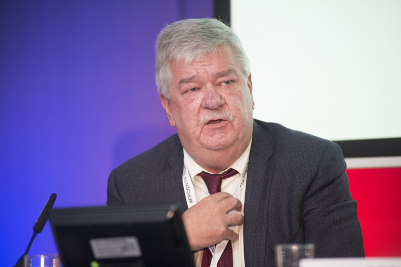 Fuel Poverty Conference / Energy Action - Oct 21st 2019 - Croke Park -*-John Dwane, Electric Ireland