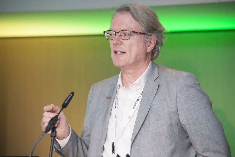Fuel Poverty Conference / Energy Action - Oct 21st 2019 - Croke Park -*-Adrian Joyce,Secretary General of the European Alliance of Companies for Energy Efficiency in Buildings (EuroACE)