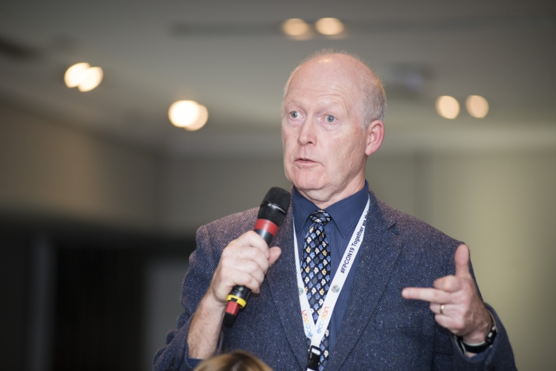 Fuel Poverty Conference / Energy Action - Oct 21st 2019 - Croke Park -*-Kevin O'Rourke, Irish Green Building Council