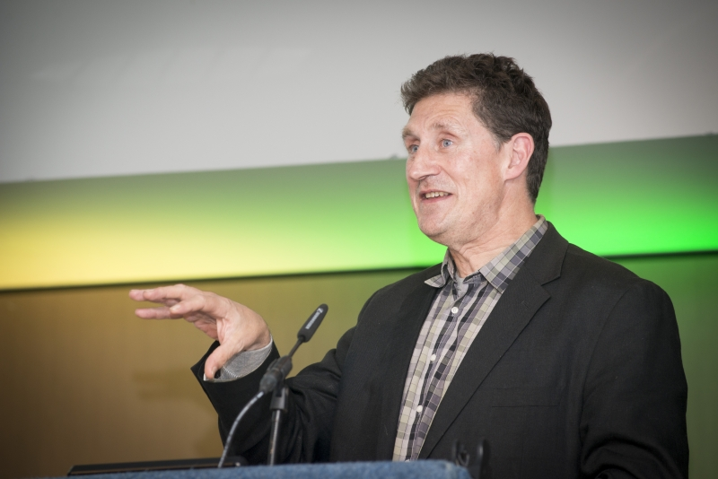 Fuel Poverty Conference / Energy Action - Oct 21st 2019 - Croke Park -*-Eamonn Ryan, TD, Leader of the Green Party.