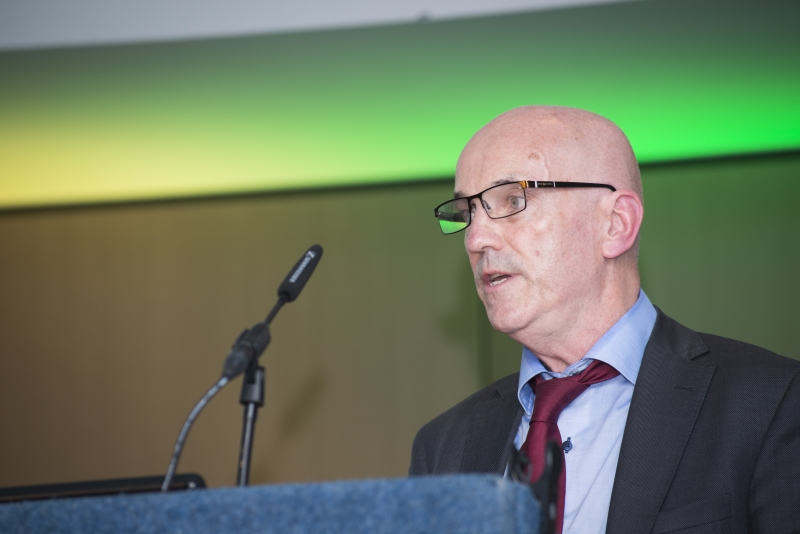 Fuel Poverty Conference / Energy Action - Oct 21st 2019 - Croke Park -*-Brian McSharry CEO, Energy Action