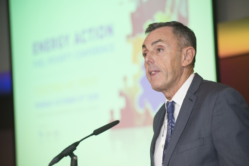 Energy Action Conference - Oct 21st 2019 - Croke Park -*- Jogn Randles, SEAI