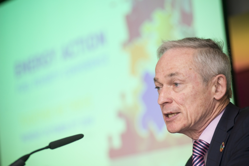 Energy Action Conference - Oct 21st 2019 - Croke Park -*- Richard Bruton, Minister Communications, Climate Action & Environment
