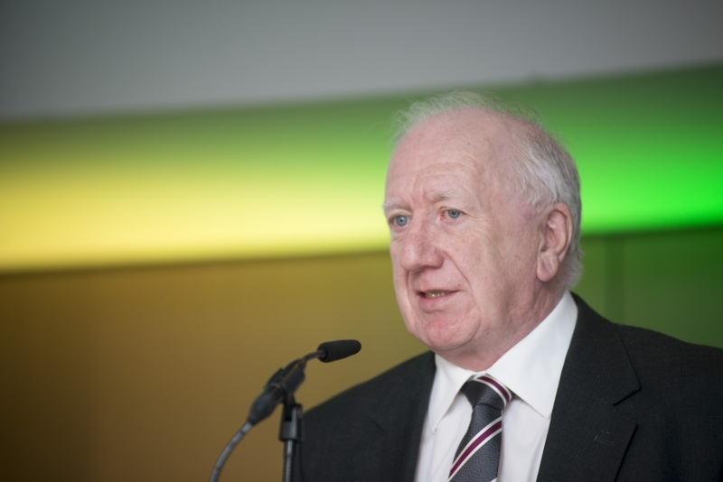 Energy Action Conference - Oct 21st 2019 - Croke Park -*- Brendan Tuohy,SFI MAREI Research Centre
