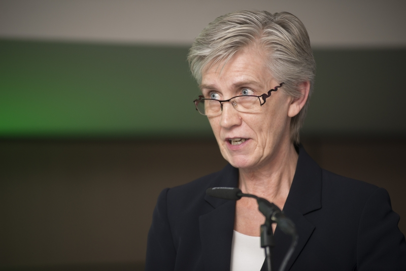 Energy Action Conference - Oct 21st 2019 - Croke Park -*- Finola Moylett, Principal Officer in the Department of Rural and Community Development.