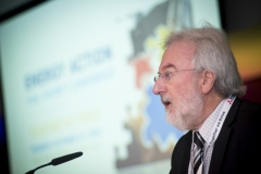 Fuel Poverty Conference / Energy Action - Oct 21st 2019 - Croke Park -*-Owen Lewis, Emeritus Professor of Architectural Science, UCD Dublin,