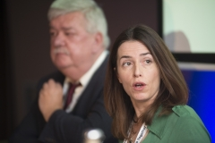 Fuel Poverty Conference / Energy Action - Oct 21st 2019 - Croke Park -*-Lorraine McCullin, Bord Gáis Energy