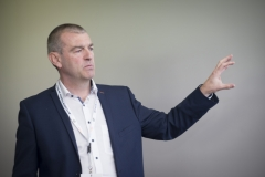 Fuel Poverty Conference / Energy Action - Oct 21st 2019 - Croke Park -*-Eoghan Barrett,  ESB Networks