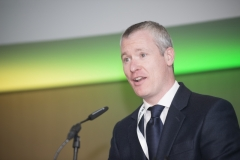 Fuel Poverty Conference / Energy Action - Oct 21st 2019 - Croke Park -*-Robert Deegan is the Principal Officer, Department of Communications, Climate Action and Environment.