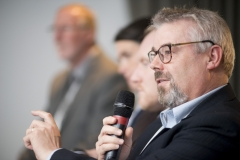 Fuel Poverty Conference / Energy Action - Oct 21st 2019 - Croke Park -*-Stewart Wilson, TIG