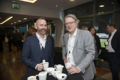 Energy Action Conference - Oct 21st 2019 - Croke Park -*- Fintan Smyrg Isover Saint-Gobain and Adrian Joyce, EuroACE Brussels