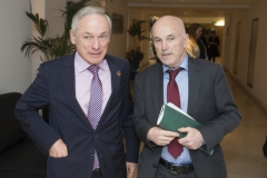 Energy Action Conference - Oct 21st 2019 - Croke Park -*-, Richard Bruton, Minister for Communications, Climate Action & Environment, Brian McSherry, Chief Executive Officer, Energy Action.