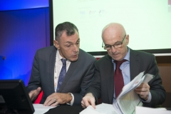 Energy Action Conference - Oct 21st 2019 - Croke Park -*-john Randles , SEAI and Brian McSharry, Energy Action
