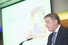 Energy Action Conference - Oct 21st 2019 - Croke Park -*- David McCarthy, Energy Action Chairman