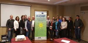 Energy Action H-CHP Presentation at CBO Forum meeting on 25th October 2018