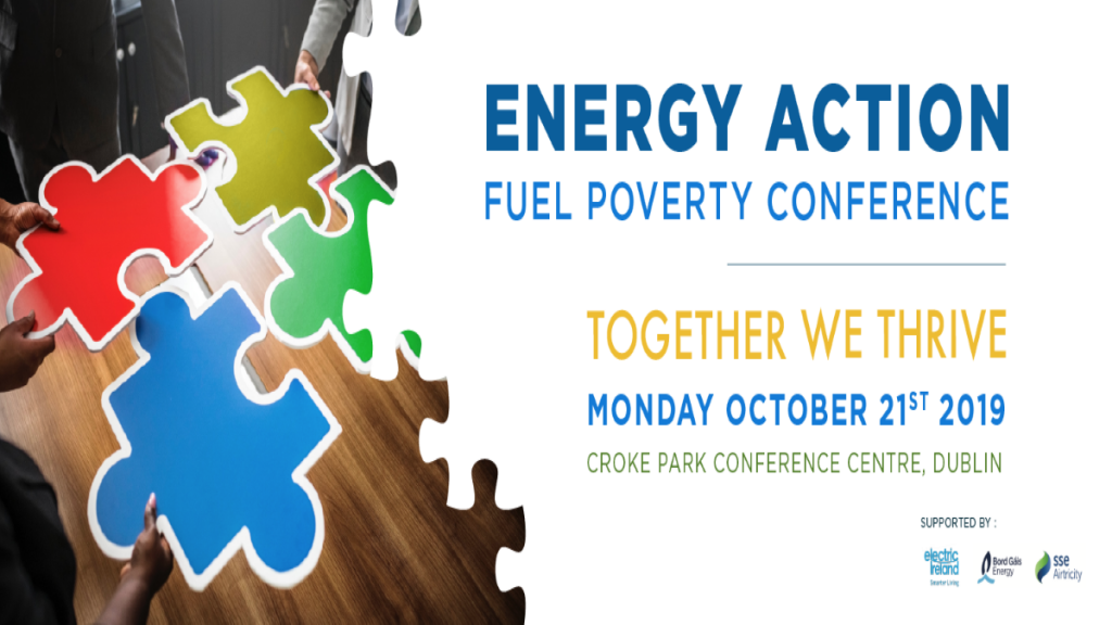 Energy Action Fuel Poverty Conference 2019